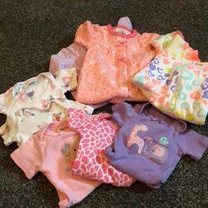 Baby premie bundle.